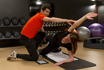 пилатес для укрепления и проработки глубоких мышц